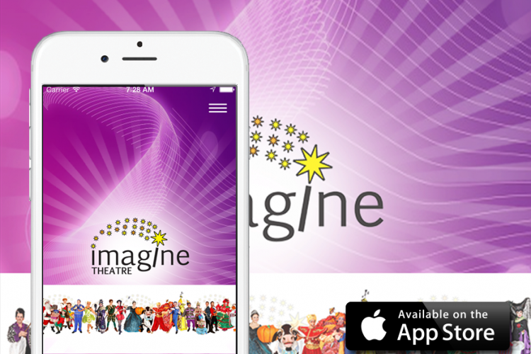 imagine theatre app
