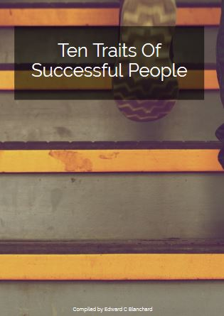 ten traits of successful people