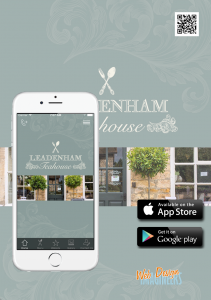 leadenham teahouse mobile app