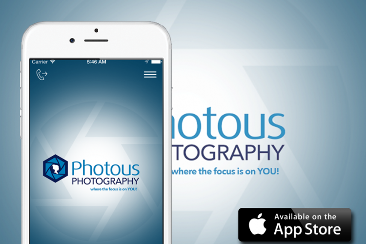 Photus Photography Mobile App