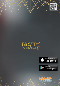 bravery to the bell app