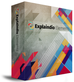 Explaindio Elements video creator software
