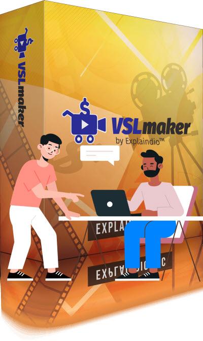 VSL Script & video creator software